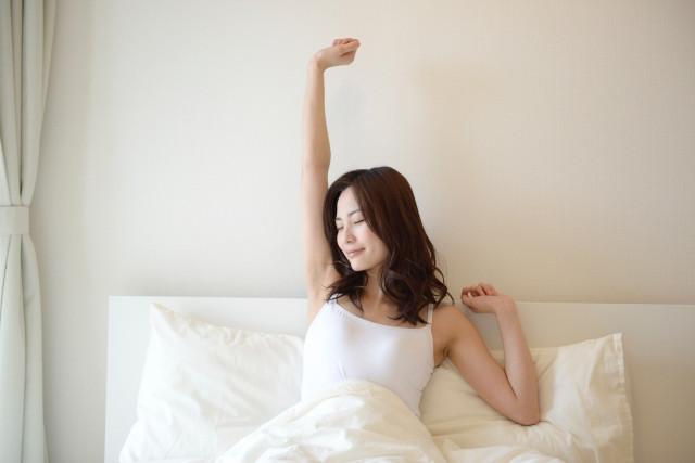 寝違えを解消し、スッキリと朝を迎えましょう。